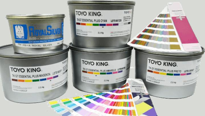 Tinta Offset TOYO INK